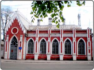 Приміщення обласної бібліотеки для юнацтва :: Сучасний вигляд приміщення